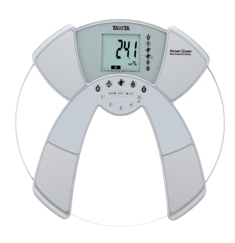 Tanita BC532 Body Composition Glass Bathroom Scales
