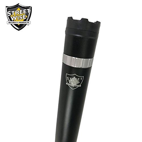 Triple Defender 27 Million Volt Stun Stick Flashlight
