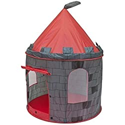 Click N' Play Knight Castle Design Play Tent