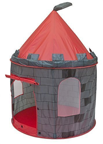 Price comparison product image Click N' Play Knight Castle Design Play Tent