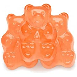 FirstChoiceCandy Albanese Gummy Bears (Peach, 2 LB)