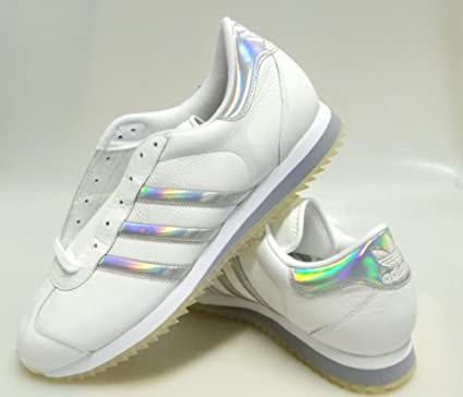 half off b4fed f5c76 Adidas Sneakers Mens Shoes Rip PSM Country White  Silver, shoe size48.5  Amazon.co.uk Clothing
