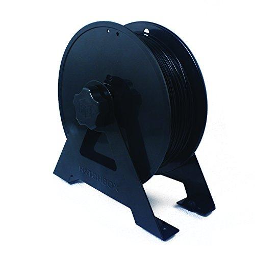 HATCHBOX-1-Spool-3D-Printer-Filament-Tabletop-Wall-Mount-Rack