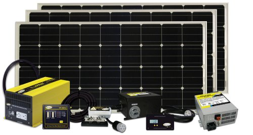 Go-Power-Solar-Extreme-Complete-Solar-and-Inverter-System-with-480-Watts-of-Solar