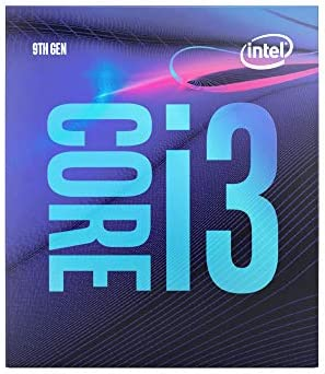 Intel Core i3-9100 Desktop Processor 4 Cores as much as 4.2 GHz LGA1151 300 Series 65W