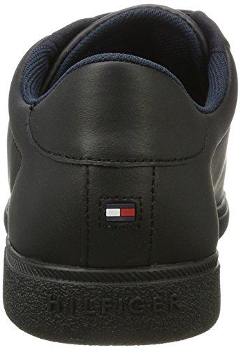 Tommy Hilfiger Herren D2285ANNY 3A Sneakers, Schwarz (Nero), 44 EU