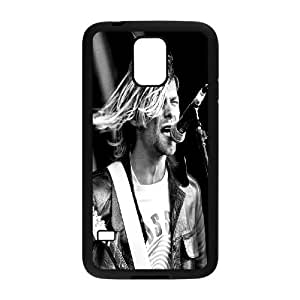 Kurt Cobain DIY Case for SamSung Galaxy S5 I9600, Custom Kurt Cobain Case