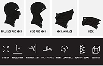 Chaos Mistral Children Mask Multi Tasker Pro