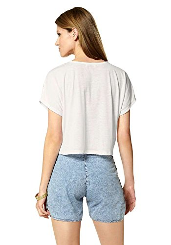 Femme Aniston T shirt Multicolore Creme bunt Opaque q6R64rnt