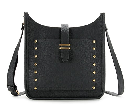 Bag Black Lux (Scarleton Lux Crossbody Bag H202401 - Black)