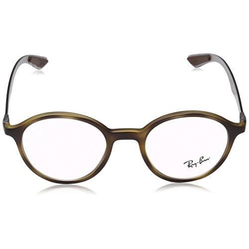 8fee0fd29a Ray-Ban 0Rx8904, Monturas de Gafas para Hombre, Matte Havana, 50 Venta