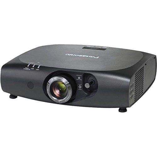 Panasonic PT-RW430UK LED Projector, 3500 Lumens Brightness, 16:10 Aspect Ratio, 20000:1 Contrast Ratio, WXGA 1280x800 Resolution,
