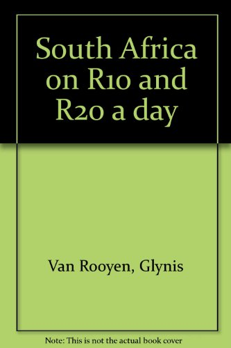 south africa on r10 and r20 a day 感想 読書メーター