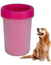 Lava Patas de Silicone Para Cães Pink G CBRN14514