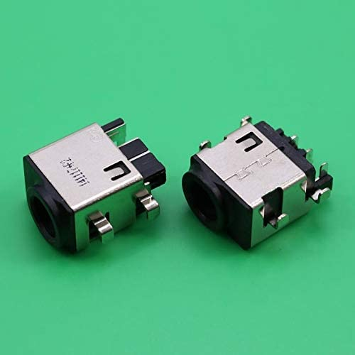 Cable Length: 10pcs Computer Cables Yoton Wholesale Price New for Samsung RV411 RV420 RV510 RV511 RV515 AC DC Power Jack Port Socket Connector Laptop