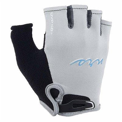 - NRS Boaters Glove - Womens Light Gray/Black, XL