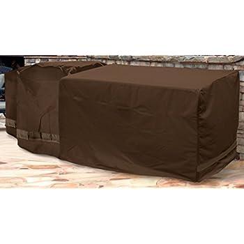 Amazon Com Patio Armor 6 Piece Furniture Cover Garden