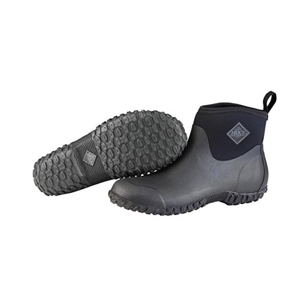 Muck Boot Muckster ll Ankle-Height Men's Rubber Garden Boots 1