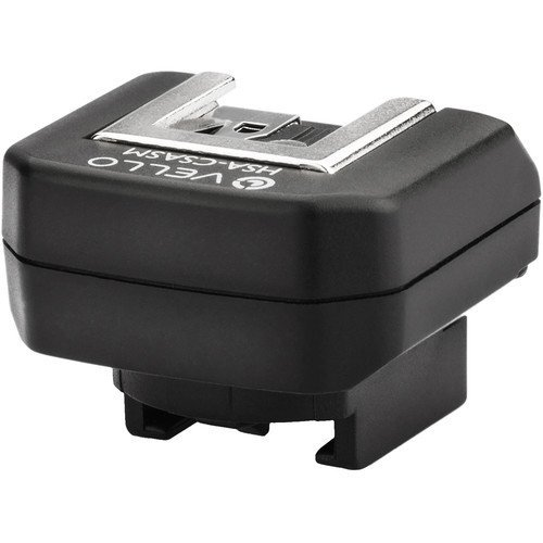 Vello HSA-CSASM Shoe Adapter Compatible with Sony/Minolta to Sony Multi-Interface