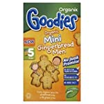 Organix Goodies Organic Mini Gingerbr...