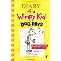 Diary of A Wimpy Kid Dog Days by Jeff Kinney - Paperback