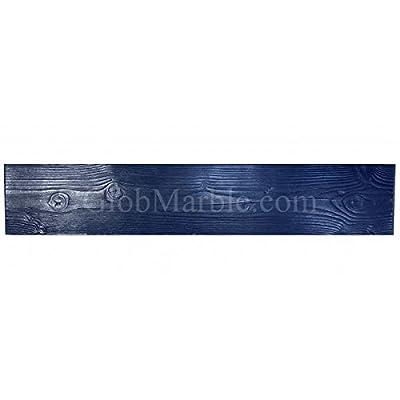 GlobMarble Wood Grain Texture Concrete Stamp Mats SM 5000/3. Wood Plank Woodgrain : Garden & Outdoor