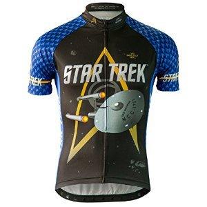 Brainstorm Gear 2015 Men's Star Trek Science Cycling Jers...