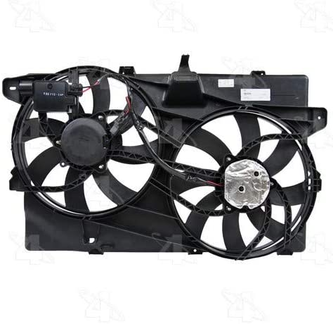 76228 Four Seasons 76228 Radiator//Condenser Fan Motor Assembly