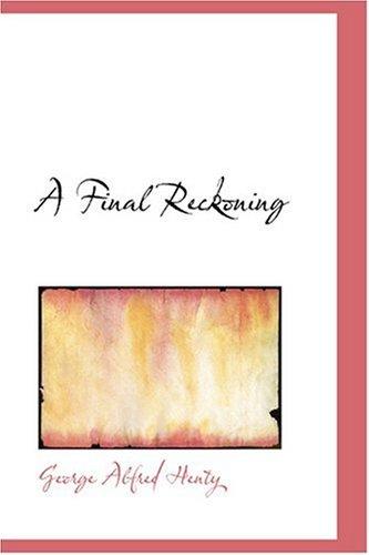 Download A Final Reckoning pdf epub