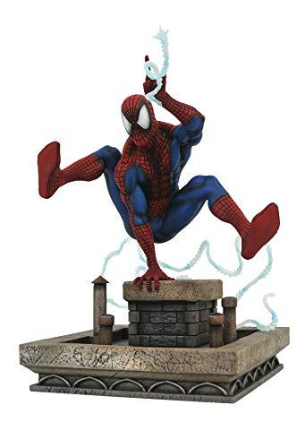 DIAMOND SELECT TOYS Marvel Gallery: Spider-Man ('90S Version) PVC Figure