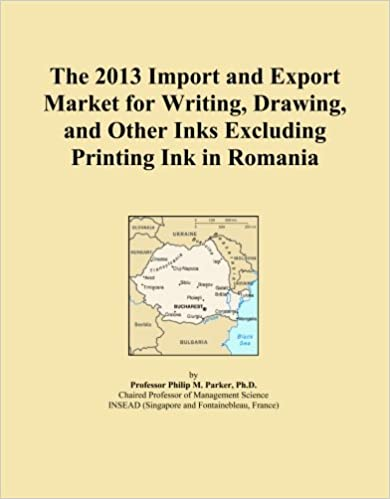 Book The 2013 Import and Export Market for Writing, Drawing, and Other Inks Excluding Printing Ink in Romania