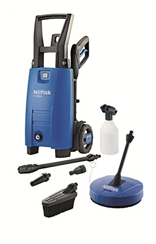 Xtra Pressure Washer (Nilfisk C110 4-5 PCA X-Tra Pressure Washer and Patio Cleaner Set with 1400 W Motor by Nilfisk)
