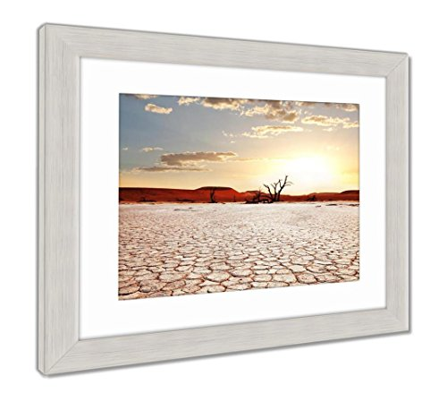 Ashley Framed Prints Namib Desert, Wall Art Home Decoration