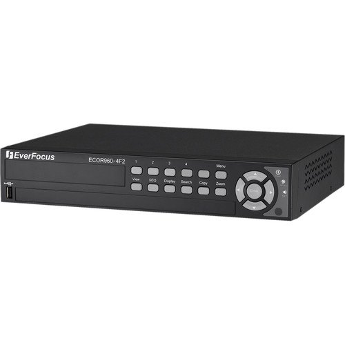 (Everfocus ECORHD8F/1T DVR 8 Channel, 1TB HD, 120FSP At 720P, No DVD Burner )