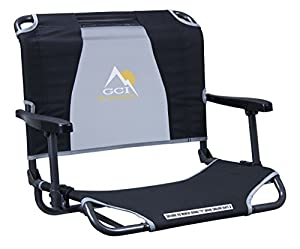 GCI Outdoor Big Comfort Stadium Chair with Armrests from GCI Outdoor, Inc.