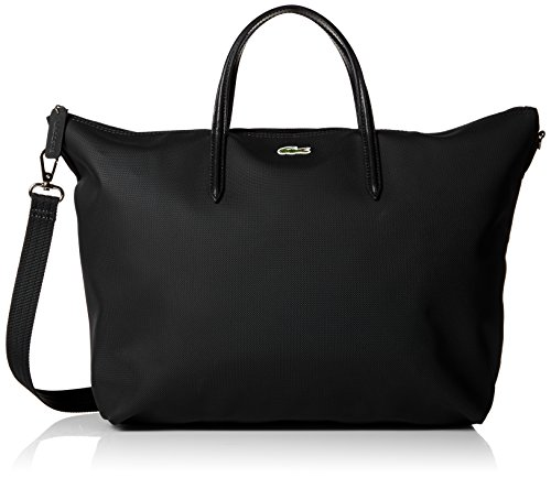 Lacoste Strap Large Shopping Bag, Nf1889po, Black for sale  Delivered anywhere in Canada