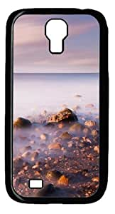 Cool Painting Misty Sea Polycarbonate Hard Case Cover for SamSung Galaxy S5 I9600 (picture is Galaxy S4£©