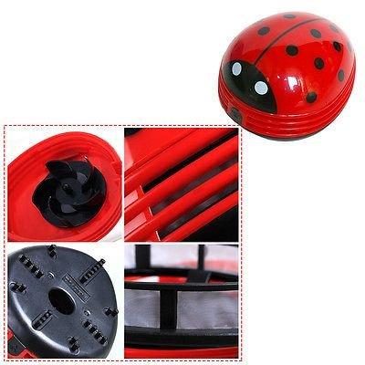New Cute ladybug handheld vacuum cleaner desktop car as gift