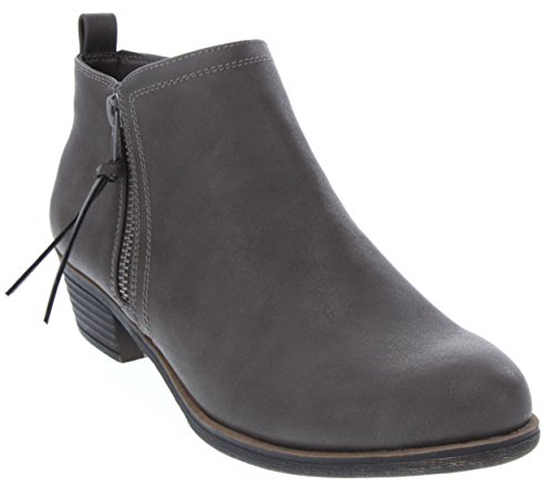 Used, Rampage Women's Tarragon Ankle Bootie Grey 6 for sale  Delivered anywhere in USA