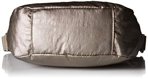 Pewter Extra Small Minibag Bailey Metallic Metallic Kipling Pewter AOqzHw6nx