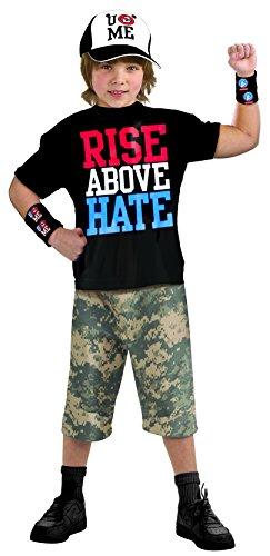 World Wrestling Entertainment Deluxe John Cena, Child's Costume - Medium by Rubie's