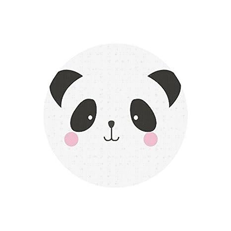 Amazon.com: interestprint bebé lindo panda oso cara Doodle ...