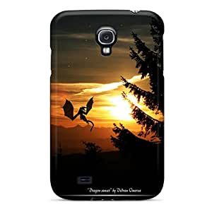Premium Case For Galaxy S4- Eco Package - Retail Packaging - HlyOw19009YGUhG