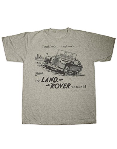 hotfuel-mens-land-rover-tough-roads-print-t-shirt-large-grey