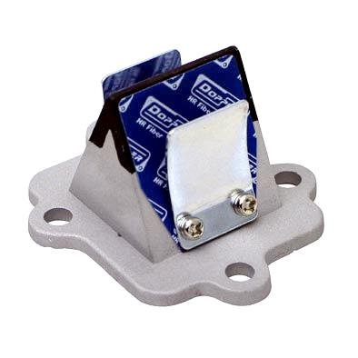 Doppler 231775 - D231775 S2R reed valve for Minarelli horizontal engines and for the Yamaha Zuma 50cc 2T
