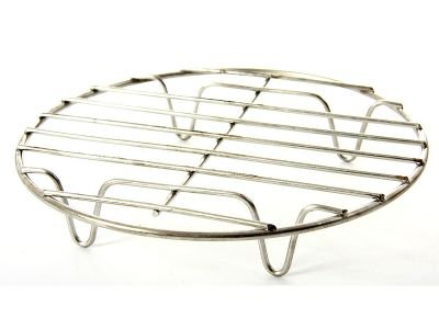 Stainless Steel 9.5'' Steamer Rack, Case of 36
