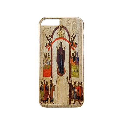 Antique Russian Orthodox Icon 3D Full Coverage Phone Case Cover iPhone 6