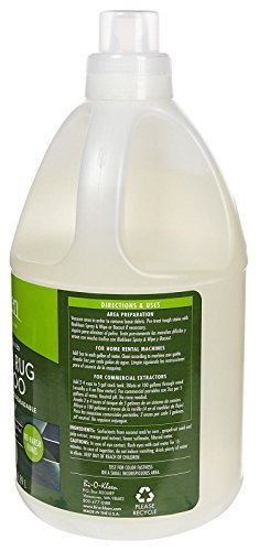 6 X Biokleen Carpet & Rug Shampoo Concentrate, 64 oz-2 pk by biokleen