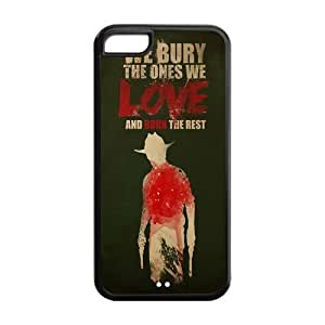 diy phone caseWalking Dead Solid Rubber Customized Cover Case for iphone 5/5s 5c-linda313diy phone case