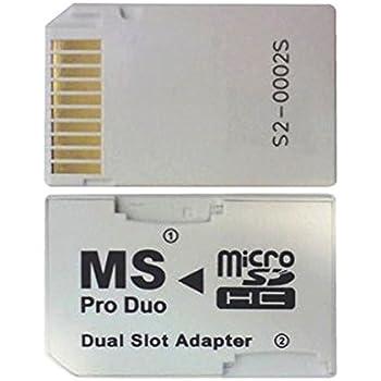 Amazon.com: IDS Micro SD TF a Memory Stick MS Pro Duo PSP ...